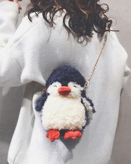Sweet Lolita Penguin Cross Body Bag Accessories