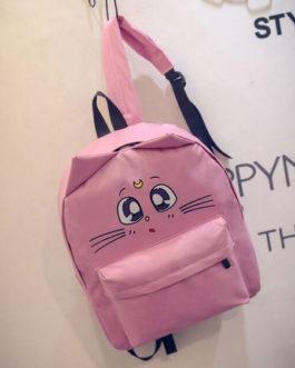 Sweet Lolita Sailor Moon Luna Backpack Bag Accessories