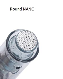 10pcs Cartridge Derma Pen M8 Needle Bayonet Micro needle -Round NANO 10pcs