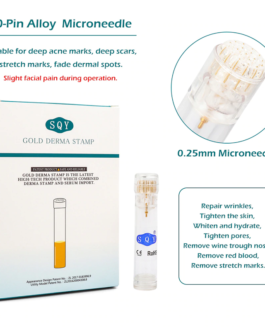 Best Derma Roller Titanium Tips Microneedle
