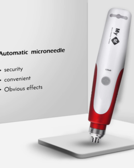 Electric Derma pen Face Skin Repair Wrinkle remove Microneedling pen with box