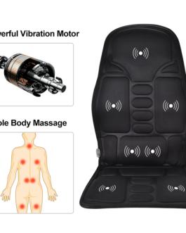 Electric Heating Massage Seat Mat