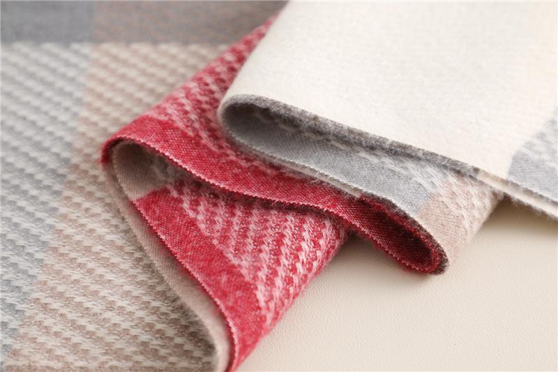Fashion luxury scarves tassel wrap shawl4