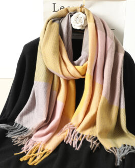 Fashion scarves tassel wrap shawl