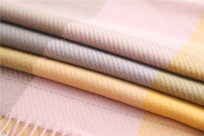 Fashion scarves tassel wrap shawl3