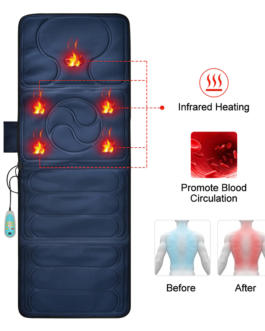 Full Body Relaxation Pain Relief Warm Mat