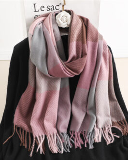 Luxury fashion scarves tassel wrap shawl