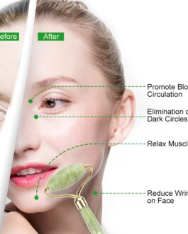 Natural Jade Roller Face Lift Body Massager Roller Tool