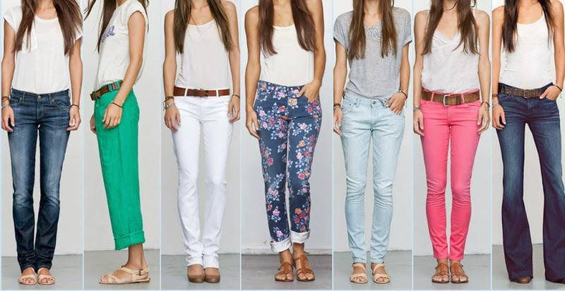 Top Different Types Of Bottom Wear For Women's
