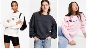 Sweatshirts Fashion Outfit Ideas For Cold Days