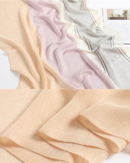 Fashion Foulard Warm Multicolor Scarf