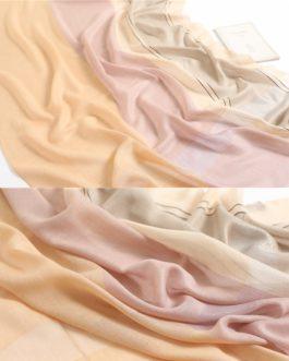 Fashion Foulard Warm Plaid Wood Shawls
