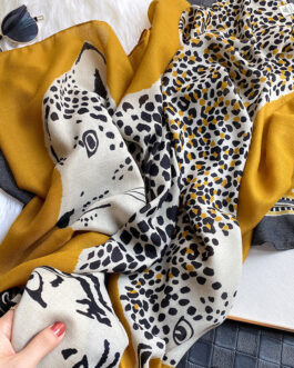 Fashion Leopard Print Scarves