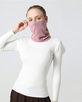 Unisex Ring Neck Collar Soft Cashmere Scarf