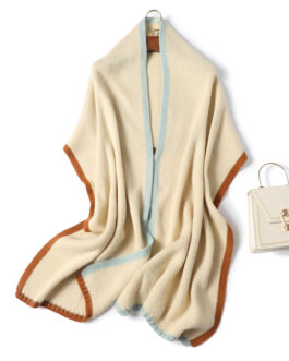 Warm Knit Cashmere Soft Scarf