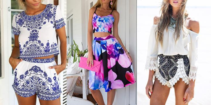 Two-Piece Sets For Every event You want To Enjoy