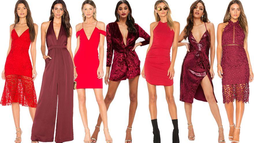 Best Dress Styles To Wear On Valentines Day