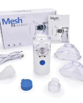 Adult Nebulizador Portatil Medical Equipment USB charge