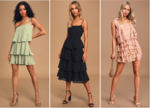 12 Women's Spring Clothing: Casual Dresses