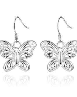 Butterfly Drop Earrings Jewelry