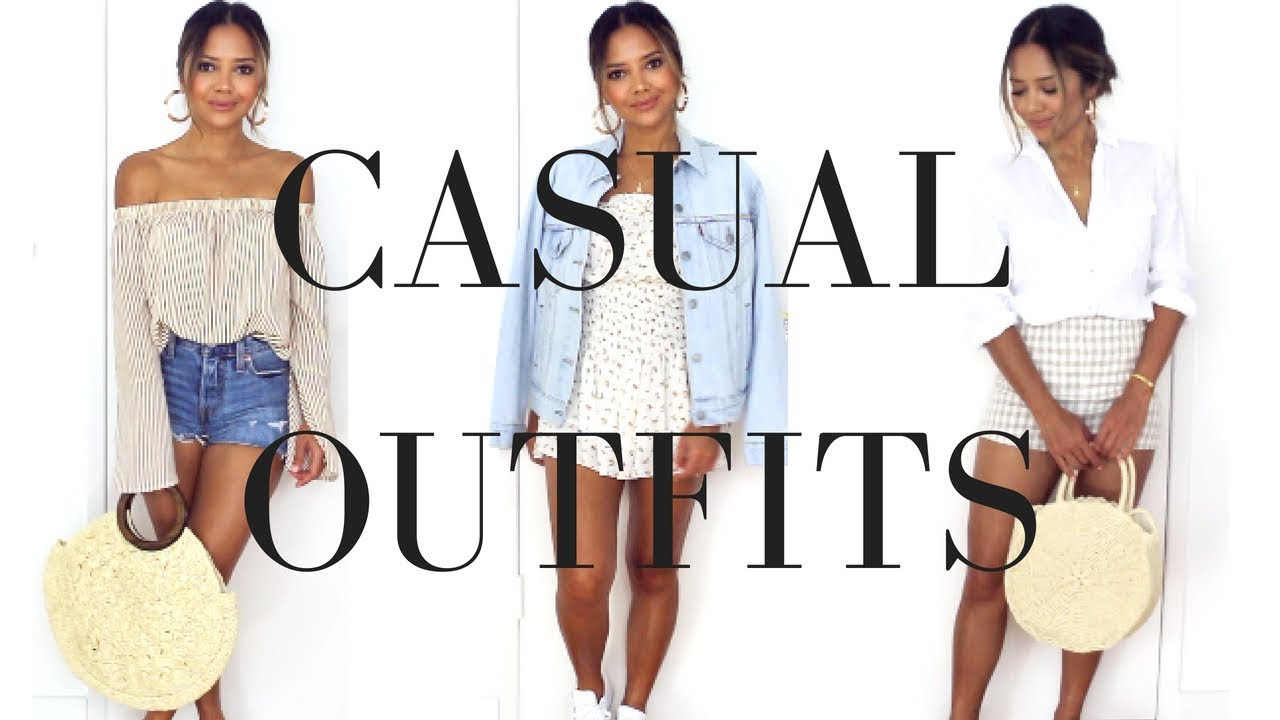 10 EASY LOOK INSTANTLY MORE STYLISH ♡
