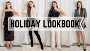 Read more about the article HOLIDAY LOOKBOOK 2021
