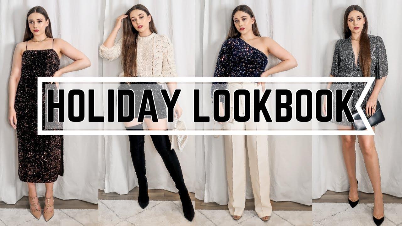 HOLIDAY LOOKBOOK 2021