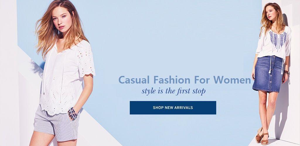 Casual Fashion For Women