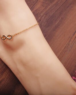 Fashion Infinity Anklet