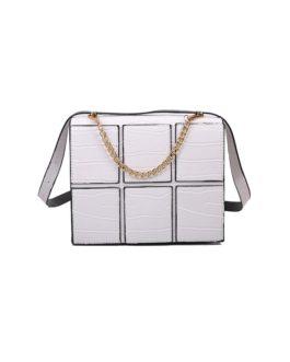 Fashion Plaid Shoulder Bags