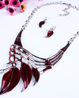 Necklace with Earring Jewelry Sets
