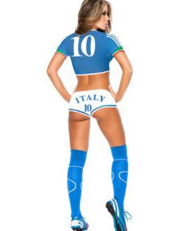 Sexy Cheerleader Football Costume