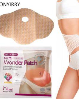 10 Pcs Mymi Wonder Patch Navel Stick Weight Loss Slimer Tool