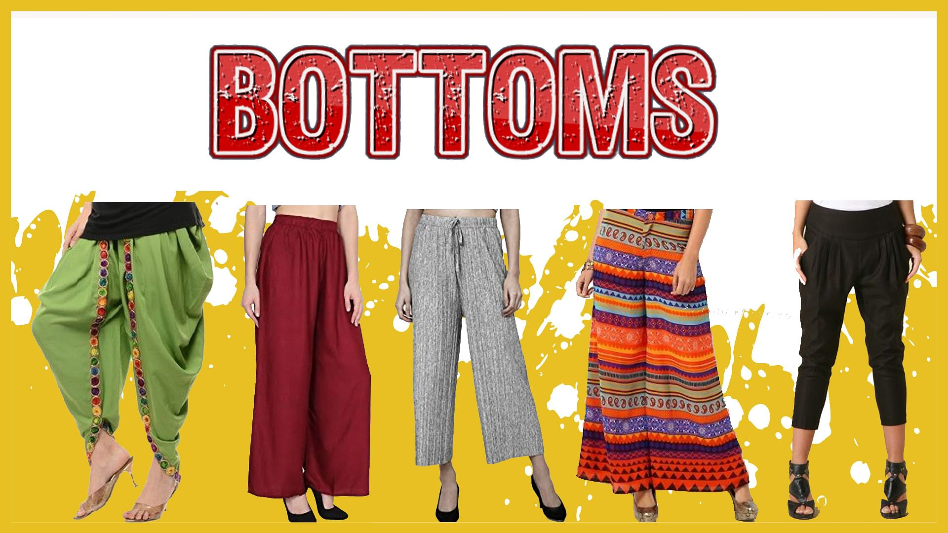 You are currently viewing Bottom Wear For Women:
