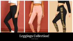 Legging Collection: