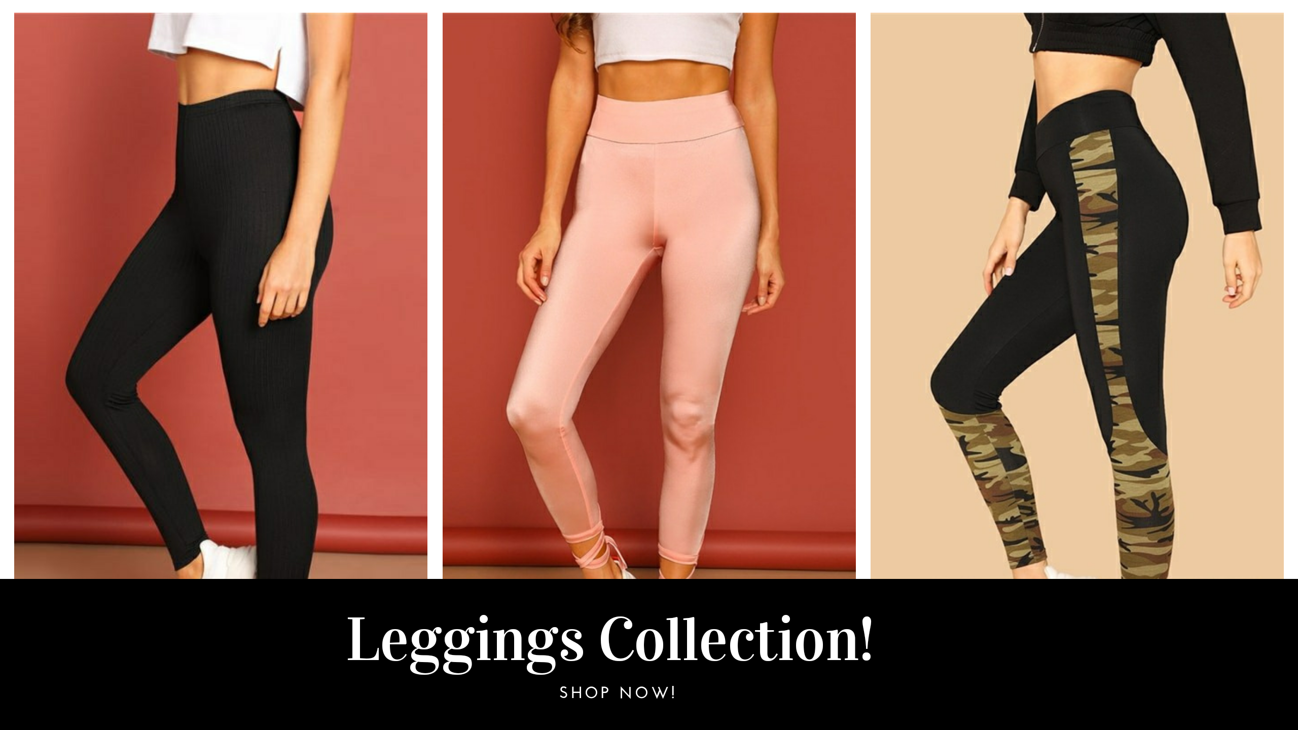 You are currently viewing Legging Collection: