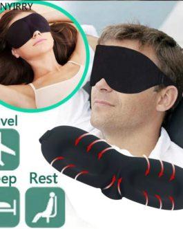 3D Sleeping eye mask Blindfold Eye Relax Massager