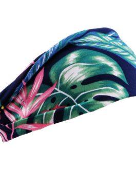 Fashion Folds Yoga Wide Sports Headband