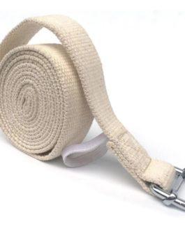 Fitness Band Yoga Belt Cotton Exercise Gym Rope