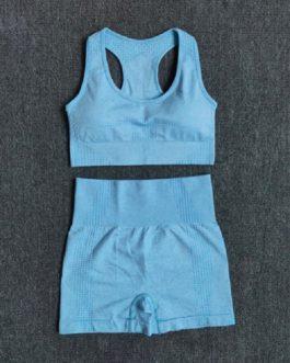 Fitness Workout Sportswear Yoga Set