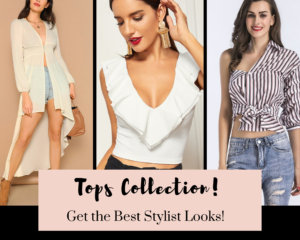 Get Your Tops Collection: