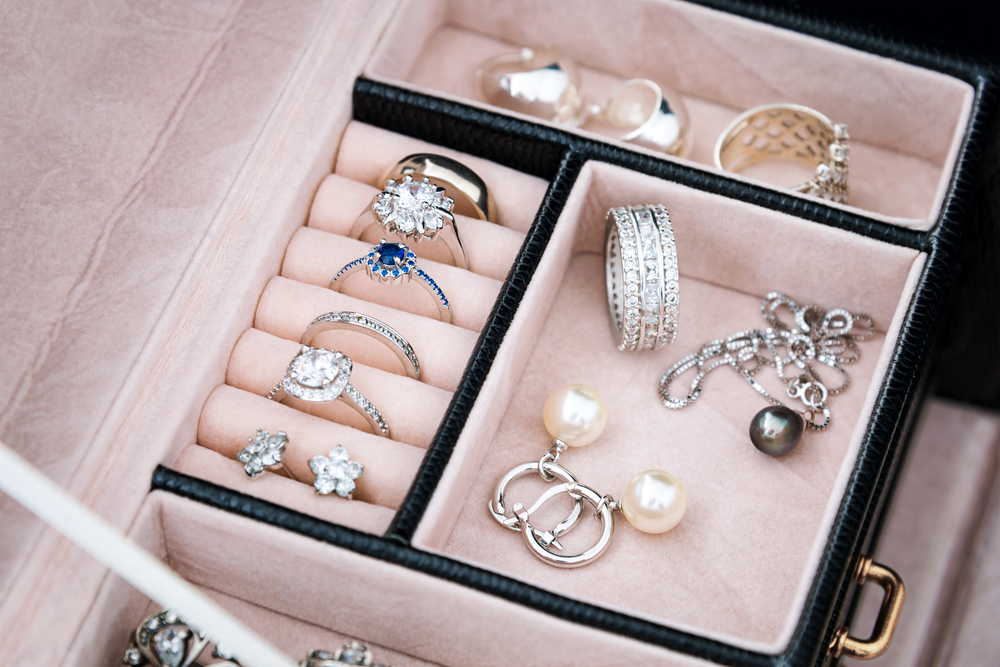 Get Your Jewellery Collection