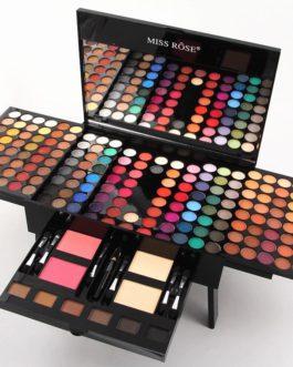 Long Lasting Multicolor Shimmer Eyeshadow Palette