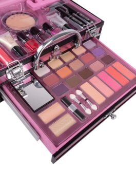 Professional Makeup Full Suitcase Makeup Kit