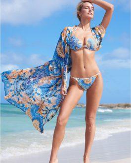 Sexy Spandex Tunic Beach Cover Ups